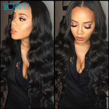 Brazilian Human Silk Base Full Lace Wigs Brazilian Virgin Hair Body Wave 4×4 Silk Top Full Lace Human Hair Wigs For Black Women