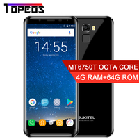 Oukitel K5000 5 7 INCH HD Full Screen 4GB RAM 64GB ROM 21MP 16MP 5000mAh Android
