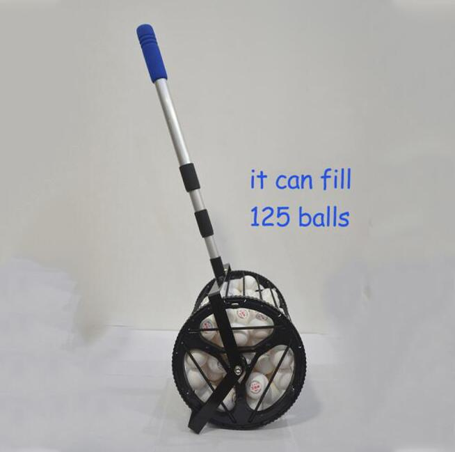 Table tennis picking machine tennis ball picking net picking rod