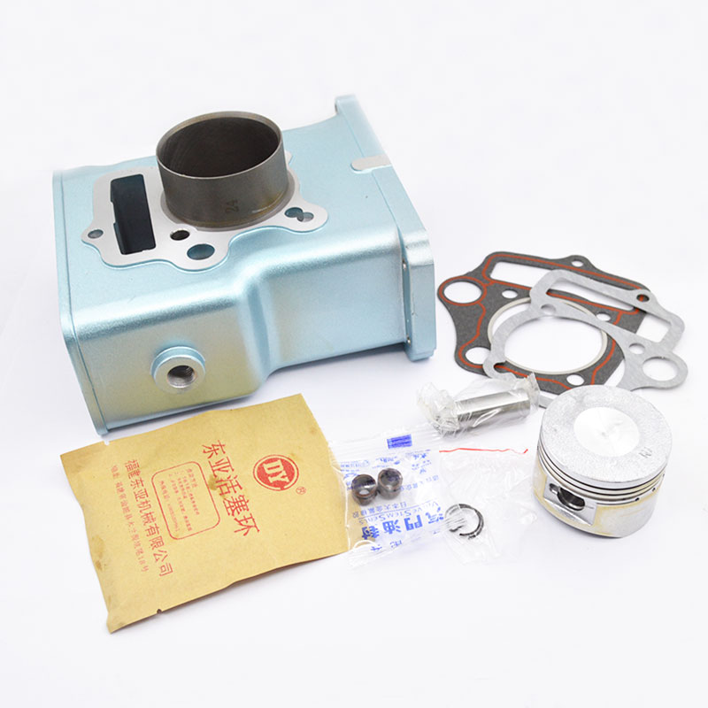 High Quaity Motorcycle Cylinder Kit For LONCIN LX110 110cc Boiling Type Water-cooled Engine Spare Parts high quaity motorcycle cylinder kit 62mm bore for zongshen lovol cg200 cg 200 water cooled engine spare parts