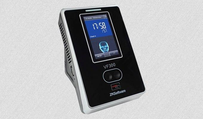 VF300 Visage Reconnaissance Fréquentation Machine Faciale RFID 125 khz lecteur de carte Disque de Temps Biométrique Dispositif