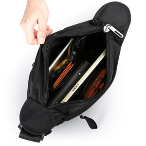 Image 4 - 2020 Men Messenger Multifunction Bags fashion Cross crossbody bag Leisure oxford cloth casual travel men messenger bag Toolkit