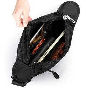 Image 4 - 2020 남자 메신저 다기능 가방 패션 크로스 crossbody 가방 레저 옥스포드 천 캐주얼 여행 남자 메신저 가방 툴킷