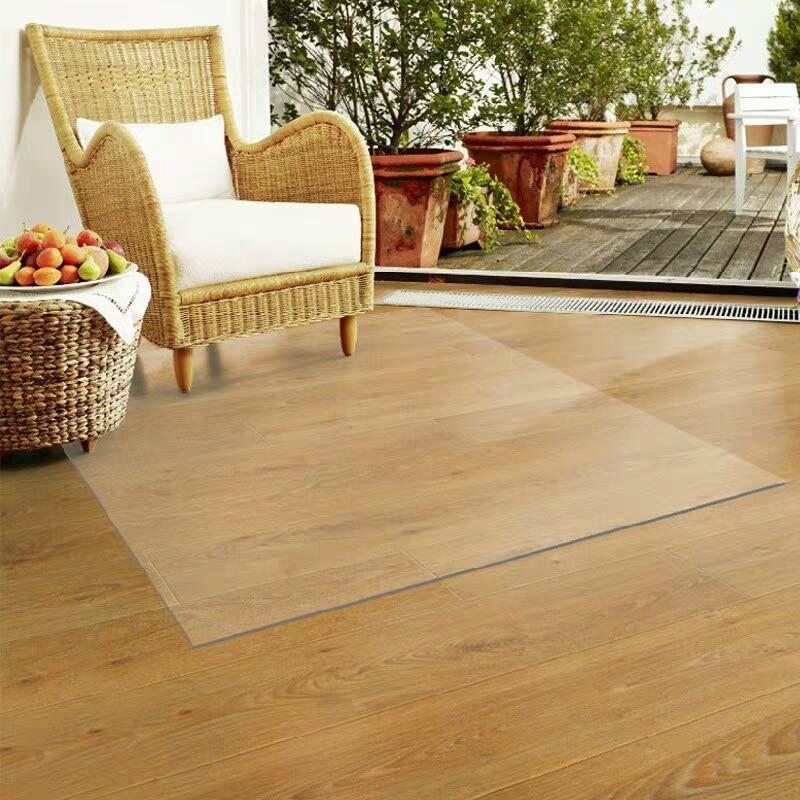 Creative Pvc Floor Mat Transpa