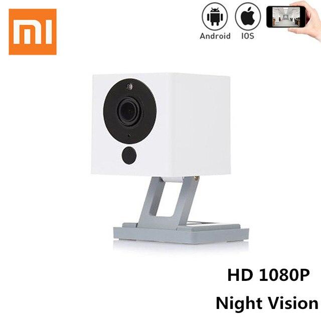 Xiaomi mijia xiaofang 1s HD мини wifi камера 1080P Беспроводная IP камера ночного видения IR9m камера безопасности для домашней безопасности