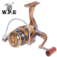 W.P.E TH-X Series 2000/3000/4000/5000 Spinning Fishing Reel  5.1:1 High Speed 8+1 Ball Bearings with Max Drag Power 8KG Wheel piscifun honor xt spinning reel 5 2 1 6 2 1 gear ratio up to 15kg max drag 10 1 bearings saltwater fishing reel tackle