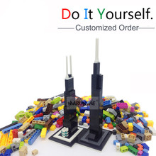 MARUMINE Block toy For customized order Classic creator Educational  Building Blocks Do It Yourself