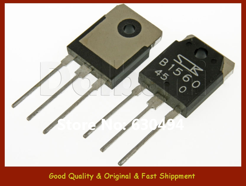 Online Buy Wholesale B1560 Transistor From China B1560