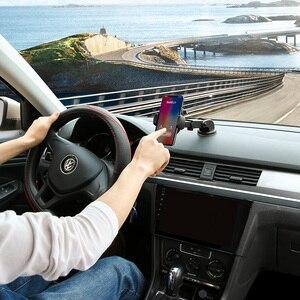 Image 5 - Raxfly Voorruit Mount Auto Telefoon Houder Voor Telefoon In Auto Voor Samsung S9 360 Rotatie Autohouder Voor Iphone Telefoon stand Ondersteuning