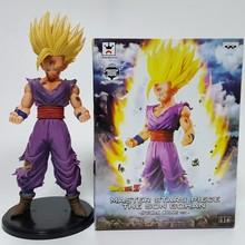 Dragon Ball Z Action Figure Gohan PVC Figure 200 MM Dragon Ball fils Gohan Modèle Jouet Spécial Version Figuras DBZ Gohan MSP Figure