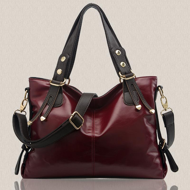 Hot Brand 2018 women messenger bags beautiful Women fashion luxury handbags women bags designer ladies leather handbags red bags