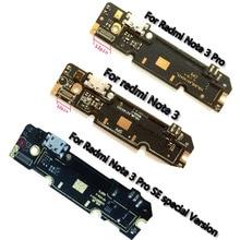 For Xiaomi Redmi Note 3 Pro Prime Microphone Module USB Charging Port Board Flex