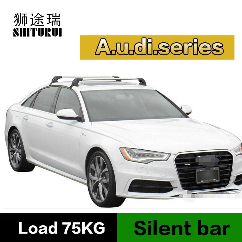 SHITURUI For Audi A1 A3 A6 A4L A5 A8 S4 TT Ultra Quiet