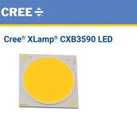 2PCS Original Cree CXB3590 CXB 3590 Led Grow Light 3000K 3500K 5000K CD Bin 80 CRI