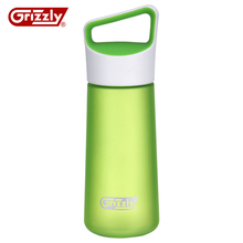 6 colors Grizzly Portable Outdoor Sports Plastic Water font b Bottle b font BPA Free 500ml