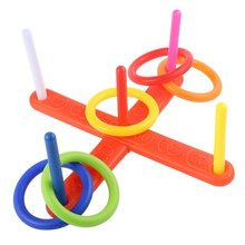 2016 Best Selling Kids Fun Sports Cast Ring Layer Up Throwing Great Indoor And Outdoor Game Classic Toy