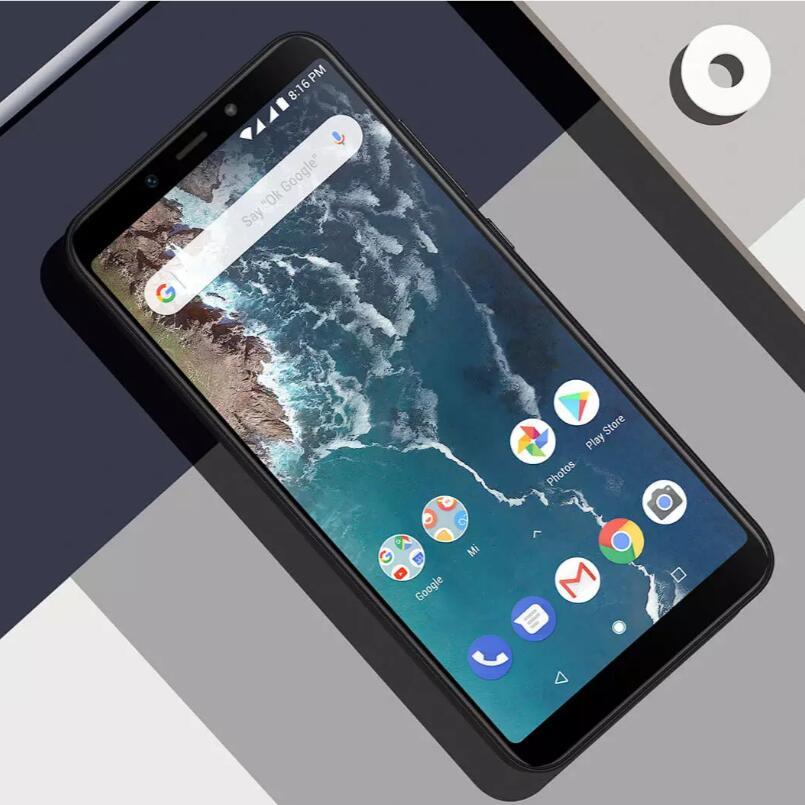"Global Version Xiaomi Mi A2 Mia2 4gb Ram 64gb Rom Mobile Phone Snapdragon 660 Octa Core 5.99"" 19:9 Full Screen 20mp Dual Camera #6"