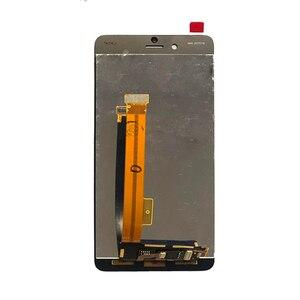 Image 4 - Für ZTE Nubia Z17 mini NX569J NX569H LCD Display Touch screen Montage Zubehör Für ZTE Nubia Z17 Mini Telefon Teile reparatur kit