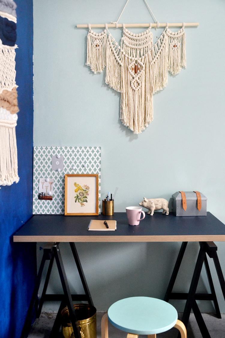 кобыла стены книги по искусство ручной работы из хлопка стене Visit Goblin с кружево ткани в стиле богемный