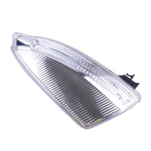 Image 2 - beler 1 Pair Door Rear Mirror Turn Signal Yellow Light Fit For Mercedes W204 C250 C300 C350 C63 2048200821 A2048200821