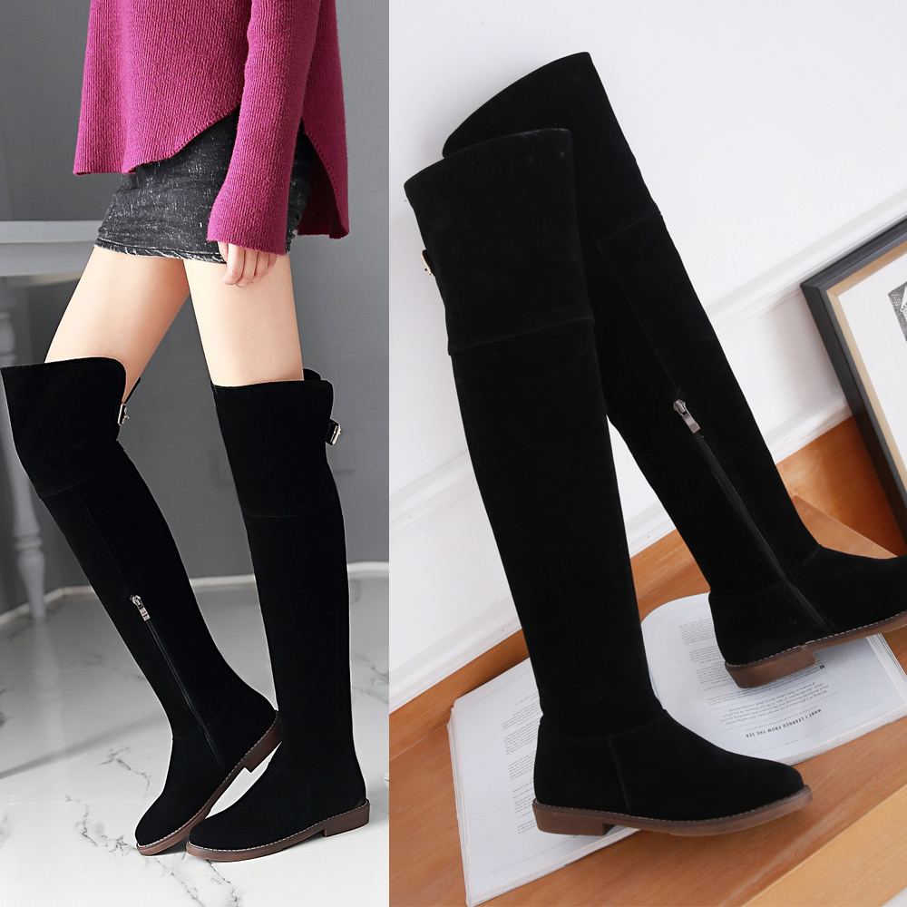 Popular Womens Thigh High Boots 12-Buy Cheap Womens Thigh High ...