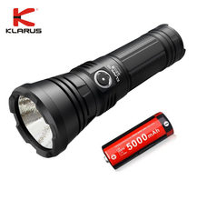 KLARUS G20L CREE Next Gen. XHP70.2 P2 max. Rechargeable 3000 lumens distance(China)
