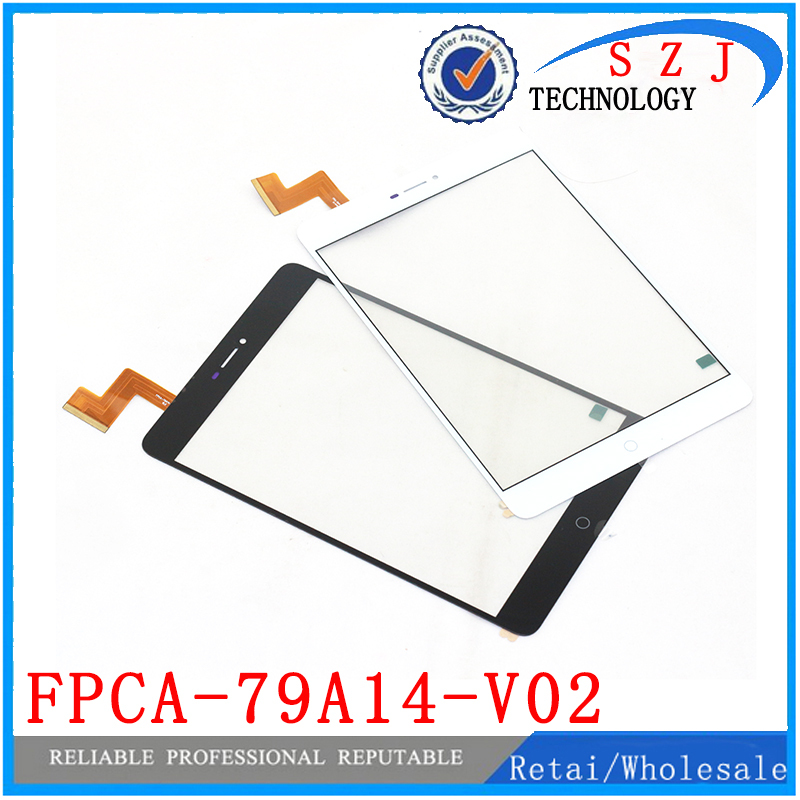 Original 7.85'' inch Touch Panel FPCA-79A14-V01 Touch Screen Digitizer Glass FPCA-79A14-V02 Repair Free shipping 10pcs/lot 9 inch touch screen gt90bh8016 mf 289 090f dh 0902a1 fpc03 02 ffpc lz1001090v02 hxs ydt1143 a1tablet digitizer glass panel