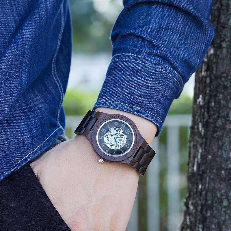 Wood Watch  Quartz Watches   Wooden   Wooden Watch  Men3F6A3092