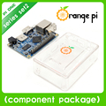 Orange Pi One SET2:  Pi One+ABS Transparent Caes  Support Android, Ubuntu, Debian nor for Raspberry Pi