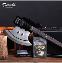 DR AX Axial Electric Guitar with 6 strings of Basswood Free Shipping