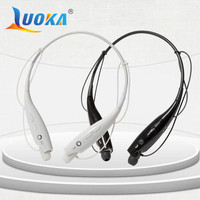 Hot LUOKA 730 Wireless Bluetooth Headset Sports Bluetooth Earphones Headphone With Mic Bass Earphone For Samsung