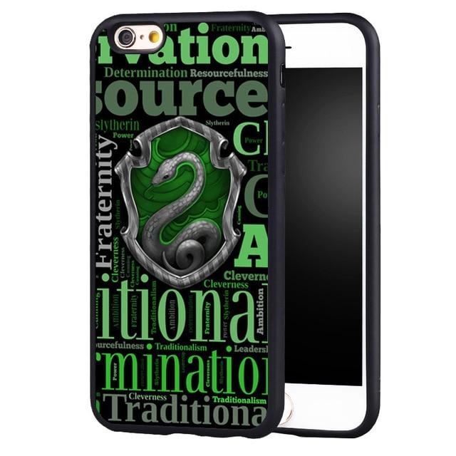 coque iphone 6 harry potter serpentard