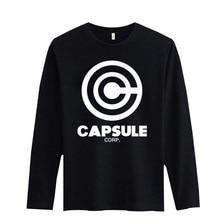 Camiseta con el logo de Capsule Corp.