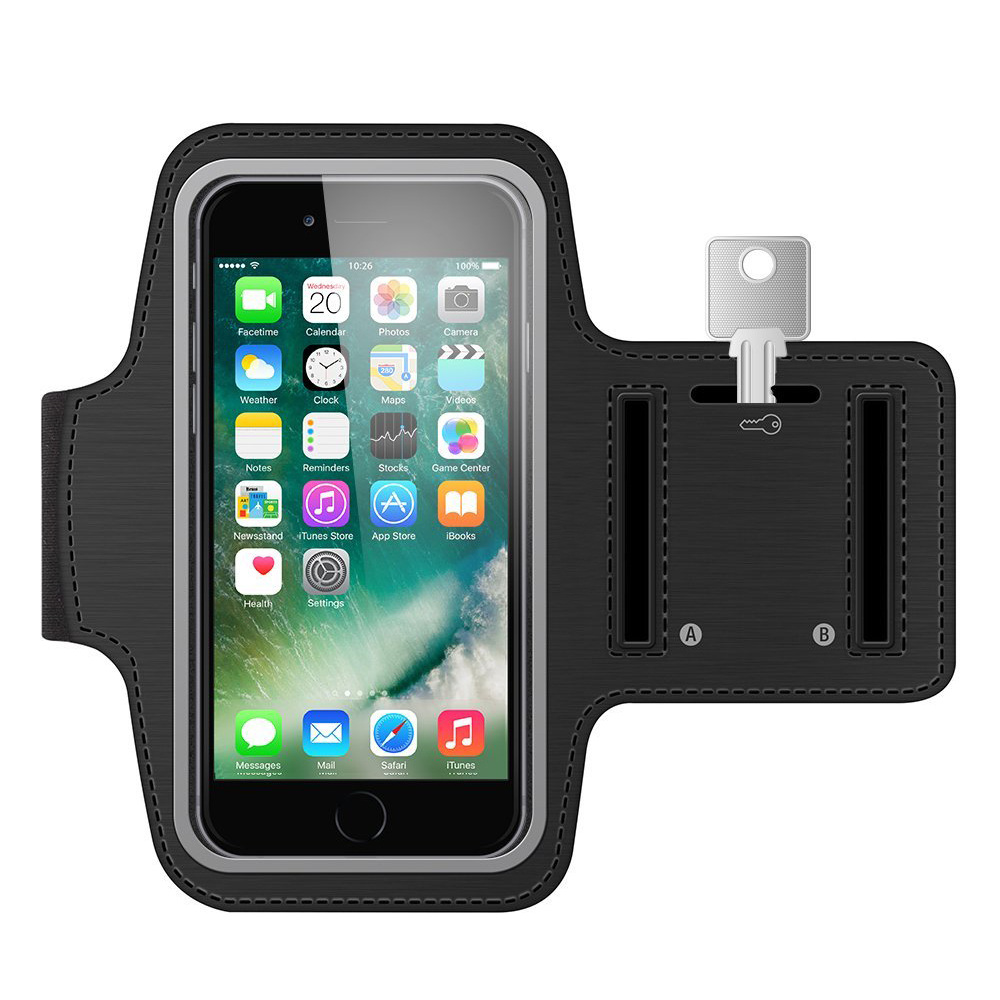 Sport armbandsväska Running Cover För Xiaomi Redmi note 4 6 pro 7 Phone Arm Band Gym Fitness Case Redmi note 3 pro special edition
