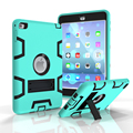 Funda For Apple iPad Mini 4 Case Silicone Shockproof Protective Cover Armor Hybrid Rugged Kids Safe
