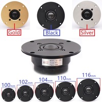 HIFIDIY LIVE Q1 104 Ball Dome Stereo home Film Treble Loudspeaker hi fi 4 inch Tweeter Speaker Unit Silk membrane 8OHM 30W