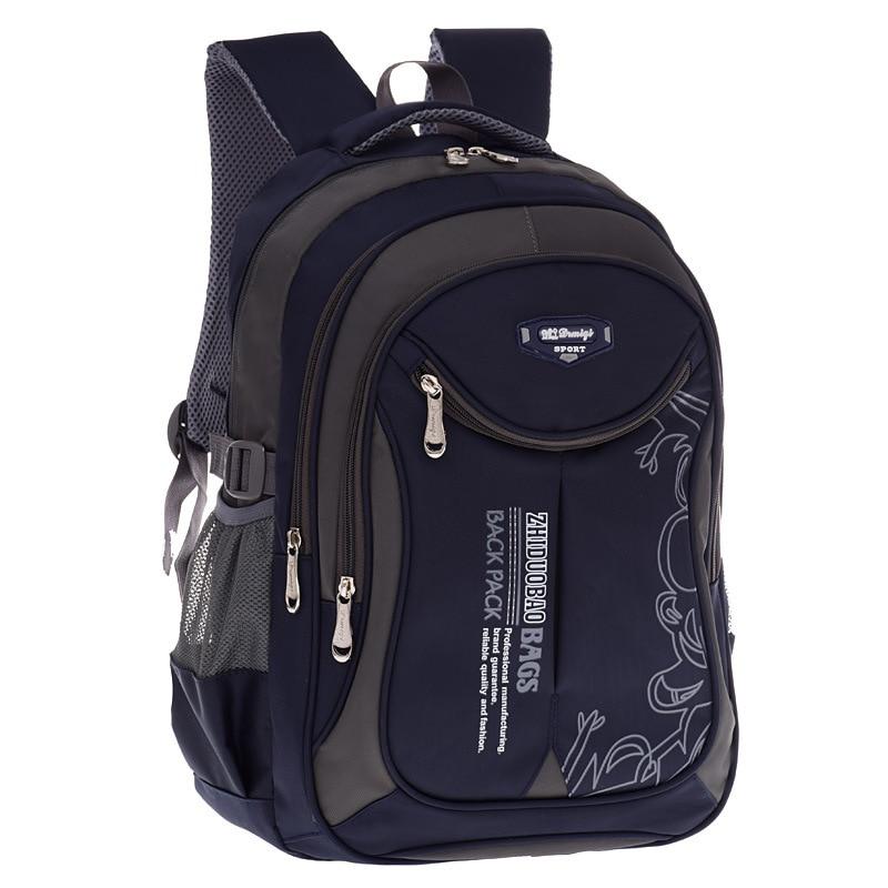 Orthopedic School Backpack boys SchoolBag Children School Bags for Teenage girls kids Backpacks Primary Student Travel bag Bolsa ...