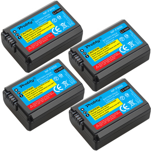 Image 5 - Dla SONY NP FW50 NP FW50 aparat bateria + szybkie LCD ładowarka do Sony Alpha a6500 a6300 a6000 a5000 a3000 NEX 3 a7R a7S NEX 7