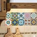 Самоклеющийся марокканский стикер для настенной плитки ПВХ маслостойкий водонепроницаемый для дома гостиной спальни кухни ванной комнаты...
