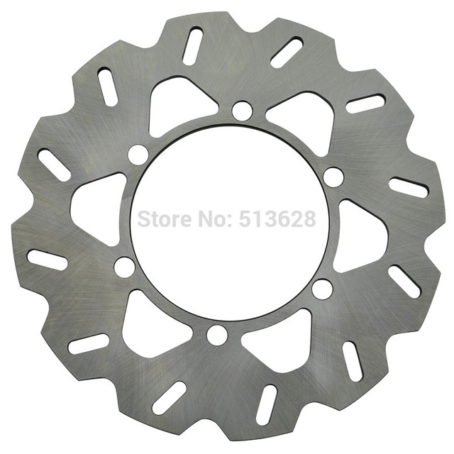US $34 99  Motorcycle Rear Brake Disc Rotor For Kawasaki KDX125 KDX200  KDX220 KDX250 KLX250 KLX300 KDX 125 200 220 250 KLX 250 Suzuki LX250-in  Brake