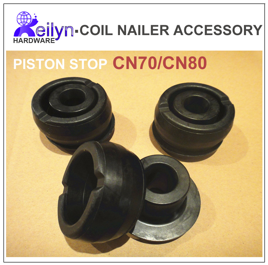Piston stop Bumper for CN70 CN80  coil nailer spare parts accessory for nail gun CN70 CN80 free shipping reilyn piston cn55p accessory for nail gun parts for coil nailer cn55 for max bostitch senco stanley