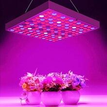 [Dbf] 25W/45W Volledige Spectrum Panel Led Grow Light AC85 ~ 265V Glastuinbouw groeien Lamp Voor Indoor Plant Bloei Groei