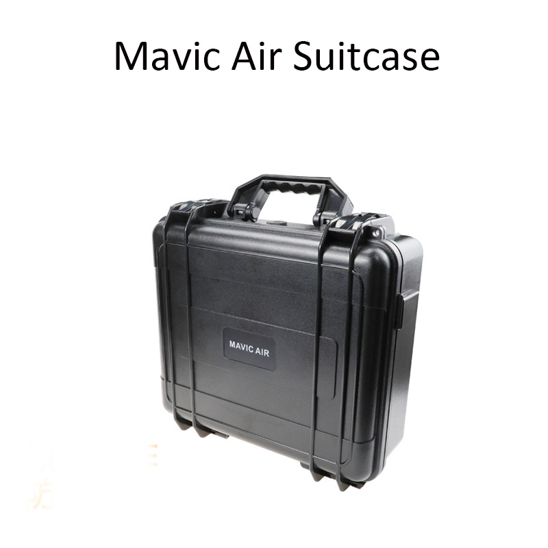 DJI Mavic Air Suitcase Waterproof Bag Quadcopter Accessories Drone Carrying Case Portable Shockproof Storage Box
