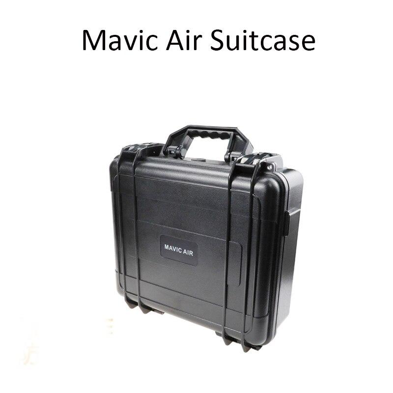 DJI Mavic Air valise sac étanche quadrirotor accessoires Drone étui de transport Portable antichoc boîte de rangement-in Sacs pour drone from Electronique    1