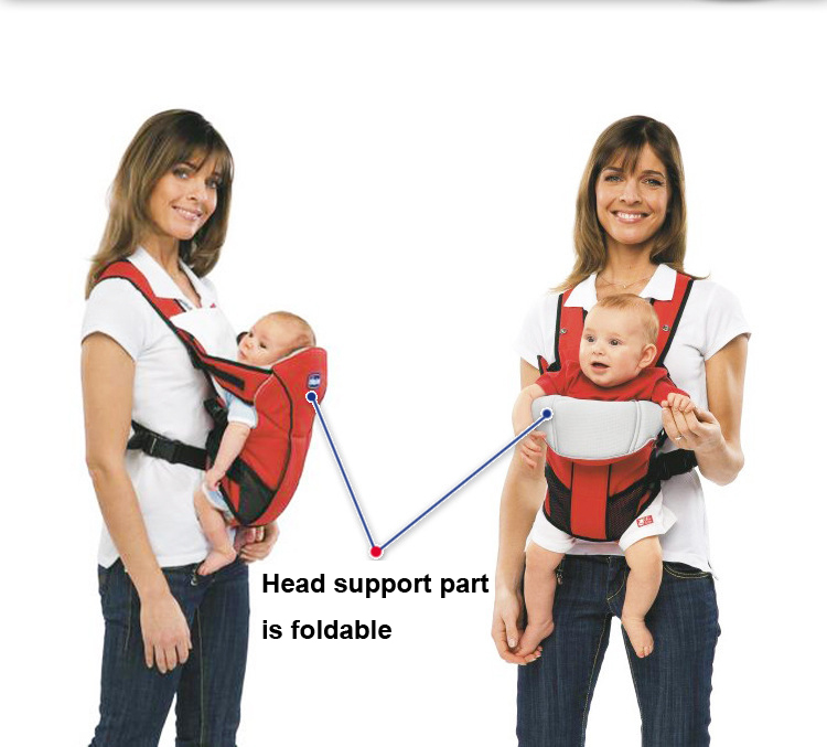 Kangaroo Baby Bag Pouch Sling Hip Ergonomic Baby Carrier 3