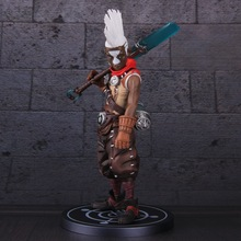 Hot game  LOL League of Legends 18CM Assassin Time Ike. Complete Figure high quality collection toy model Toy dolls