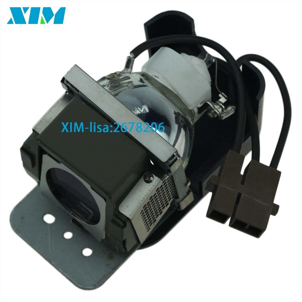 Lampe Compatible avec projecteur de remplacement de haute qualité avec boîtier RLC-030 pour projecteurs VIEWSONIC PJ503D - 4
