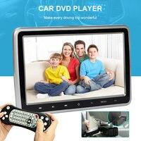 Vehemo 10.1Inch 1024x600 DVD Player Headrest DVD Player Headrest Universal Monitor Kit Car Multimedia Car DVD Player Vehicles