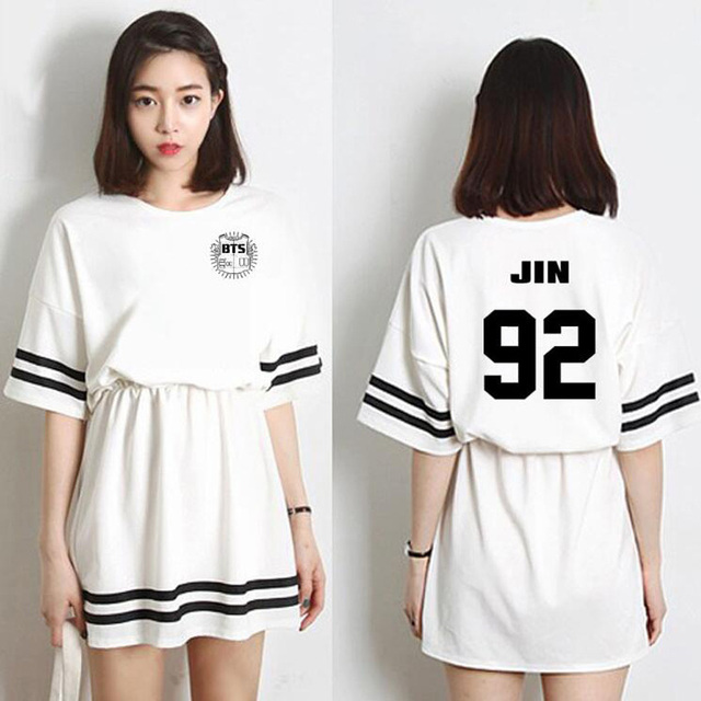 Kpop summer dress