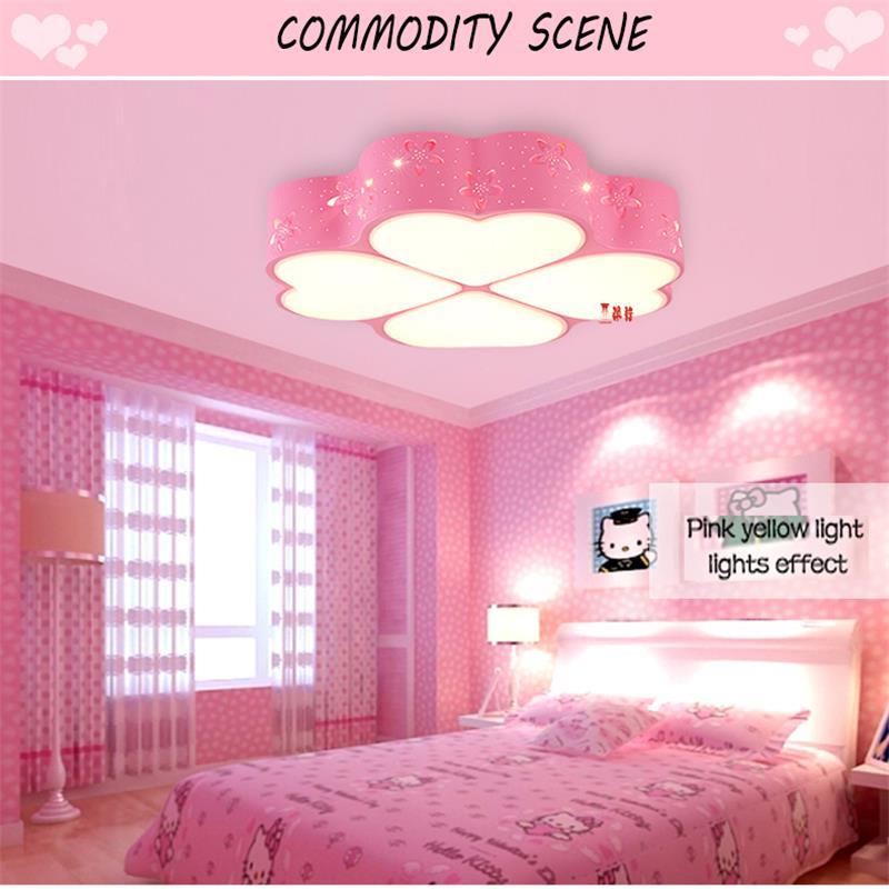 Led ceiling lights home lighting bedroom lighting lamp modern light Color polarizer luminaria lamps child luminaire lampe deco